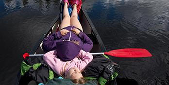 Voxnabruk Kanot Camping Gryckån